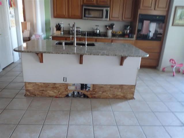 Kitchen Sink flood