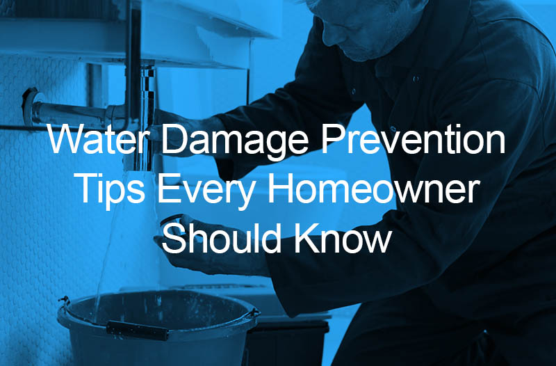 water damage prevention tips every homeowner should know